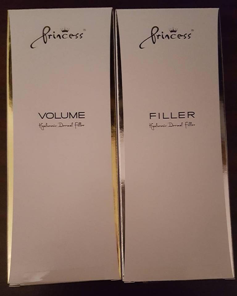 Princess Volume